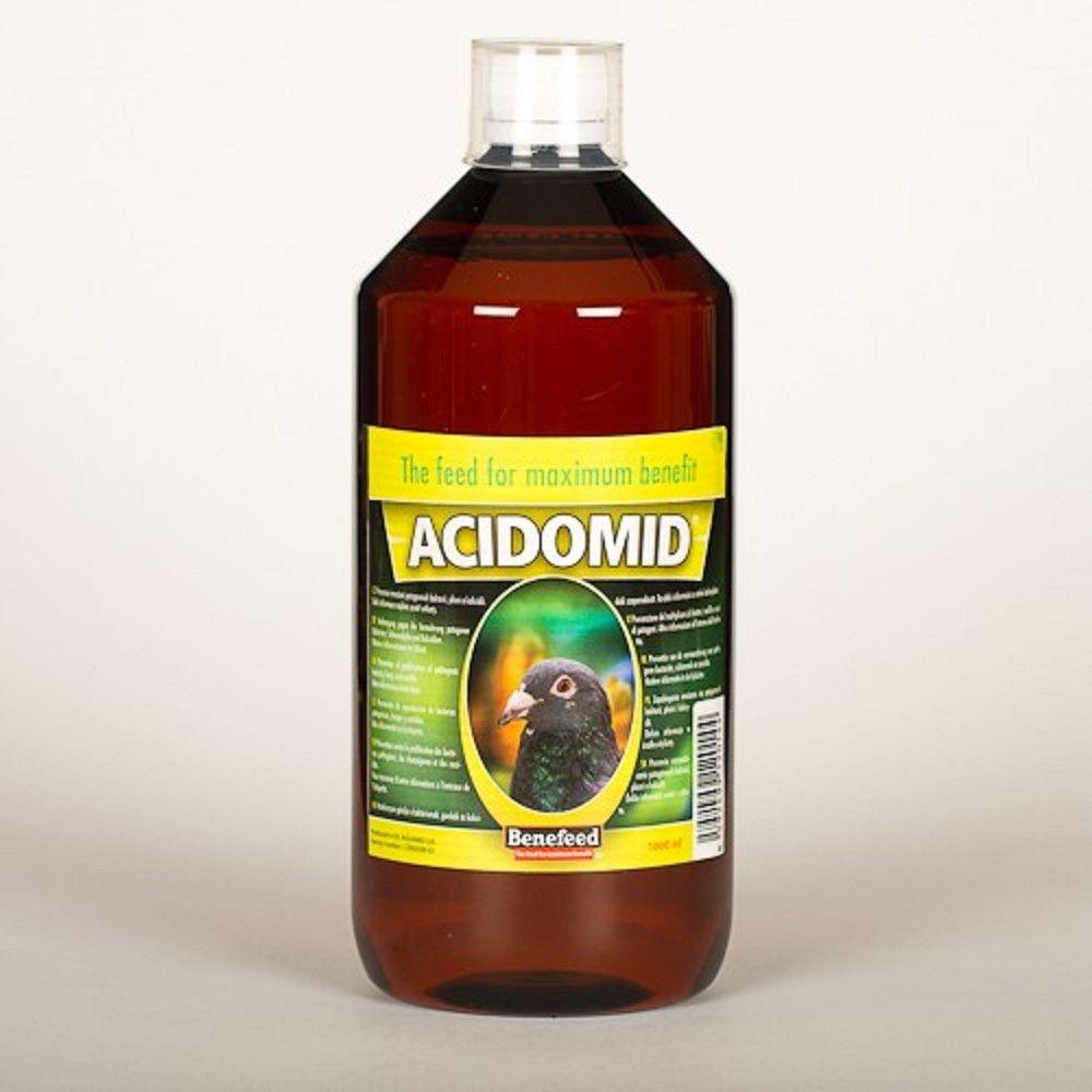 Acidomid H holuby 500ml Ostatní