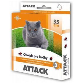 Attack oboj.antip.35cm kočka