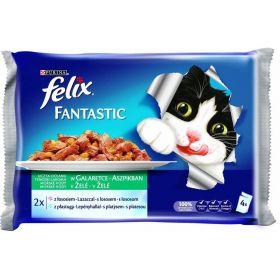 Felix 100gx4ks kaps.losos+platýz