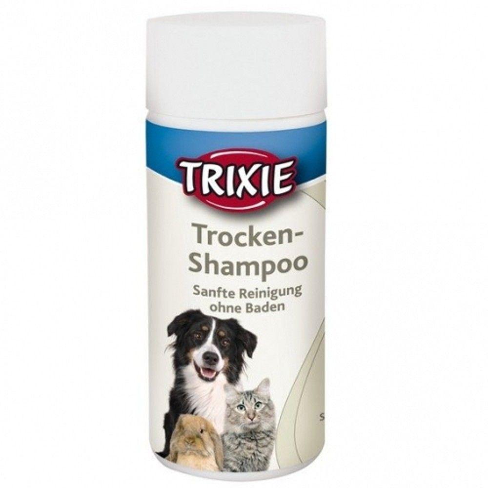 Šampon suchý pro psy a kočky 100g Trixie Ostatní