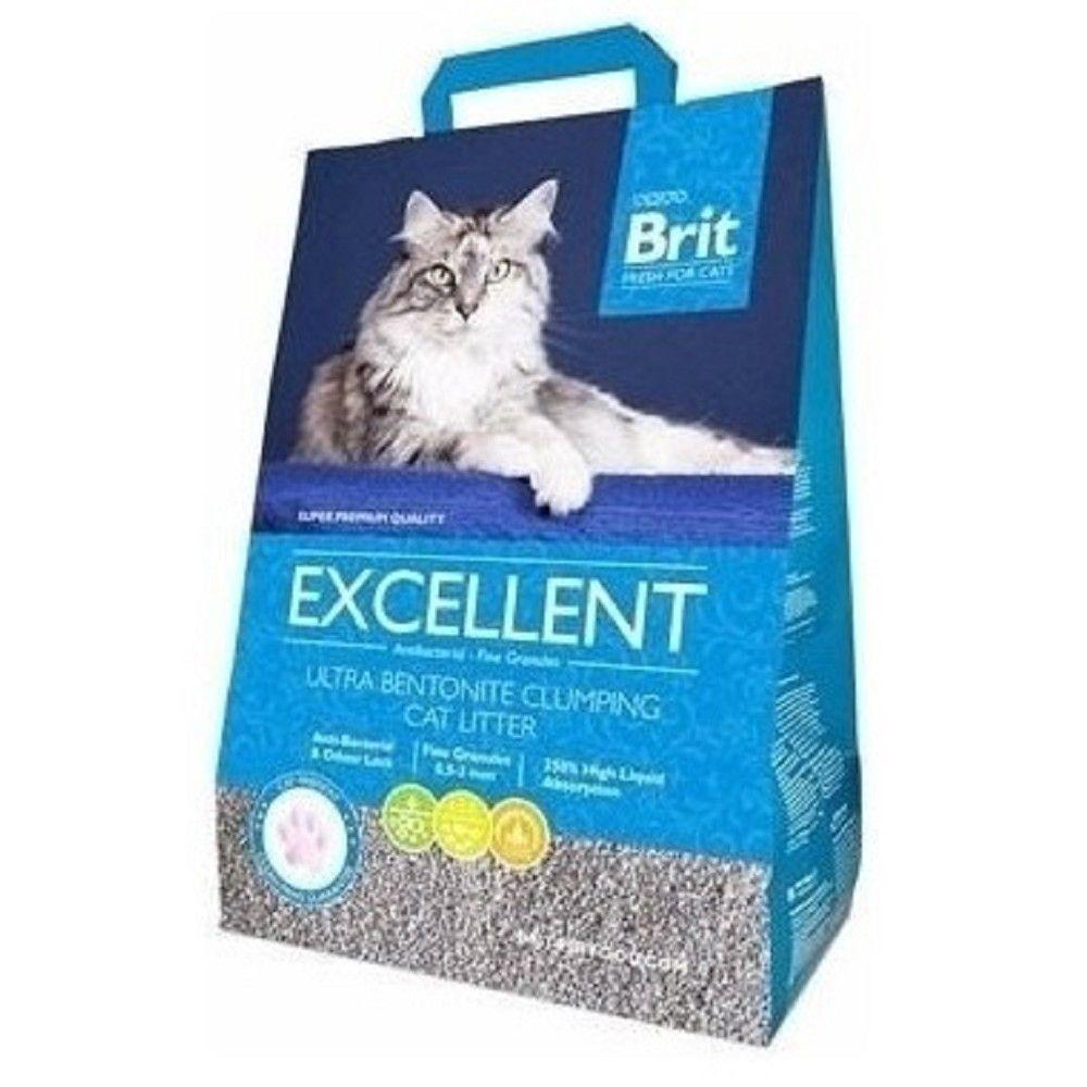 Stel.Brit 5kg fresh for cats excellent ultra bentonite Ostatní