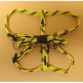 Postroj nylon č.1/1,0cm-žluto-černý