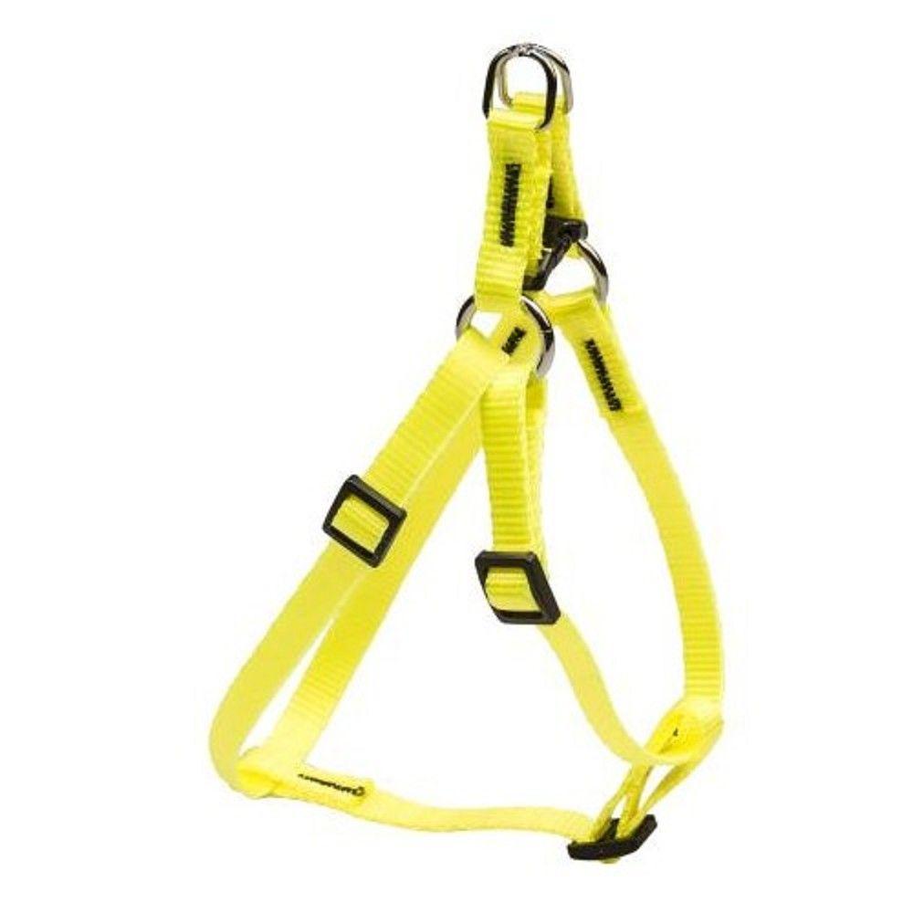 Postroj popruh 1,0cm Neon č.1-žlutý Ostatní