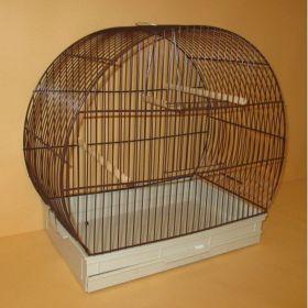 Klec ptačí půlkul.37,5x23,5x41,5cm