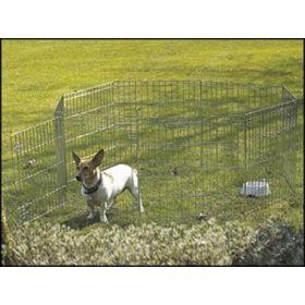 Ohrádka dog park č.1 61x61cm