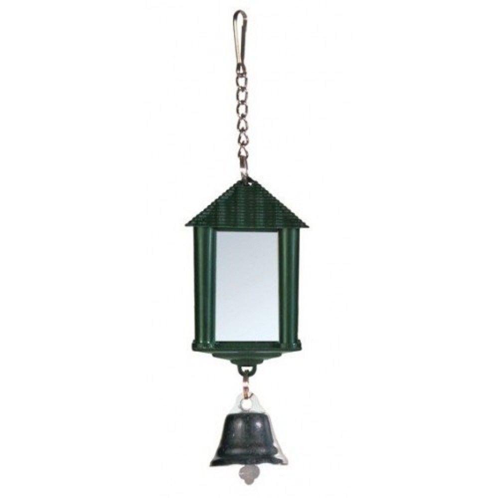 Ptačí lucerna se zrcadlem a zvonečkem Trixie Ostatní