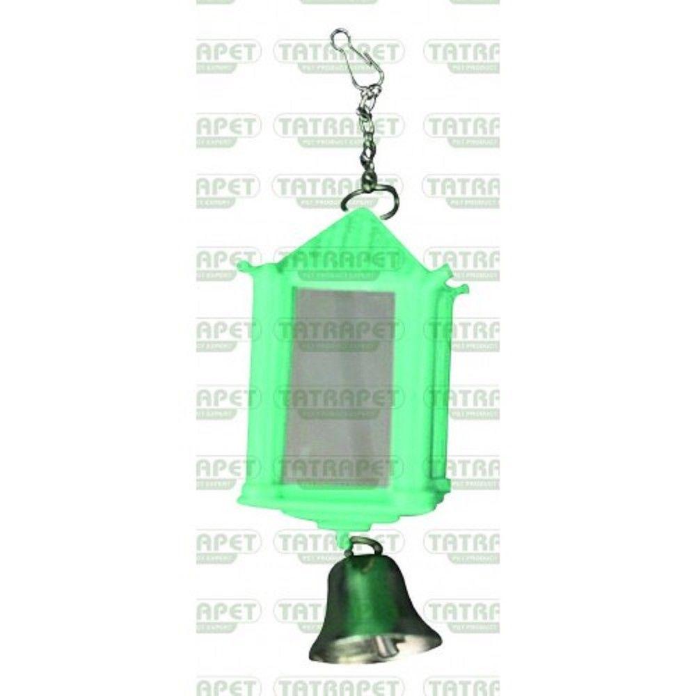 Ptačí lucerna se zrcadly+zvoneček Ostatní
