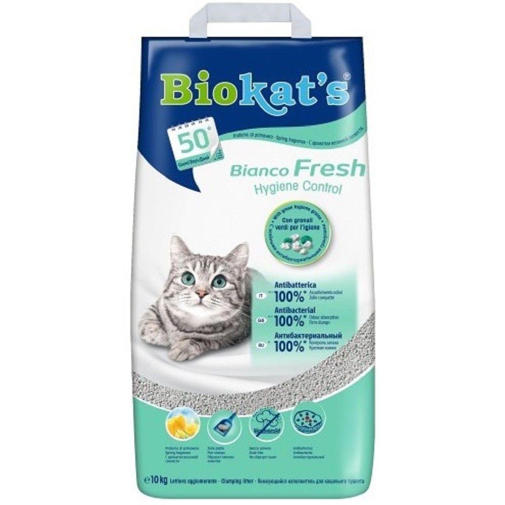 Stel.Biokats 10kg bianco fresh control Ostatní