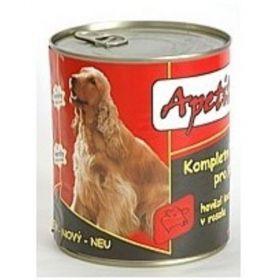 Apetit  855g hovězí dog 1ks