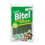 Brit Lets Bite Munchin mineral 105g dental kříž.tyč/14ks