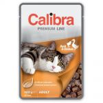Calibra cat 100g kapsa premium duck+chicken