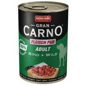 Gran Carno 400g adult hovězí+zvěřina