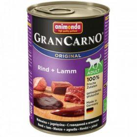 Gran Carno 400g senior hovězí+jehně