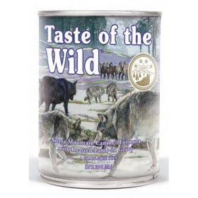 Taste of the wild 390g Sierra Mountain canine