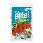 Brit Lets Bite Twister chicken 80g kousky