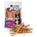 Calibra  Joy Dog  80g Classic Lamb Stripes NEW