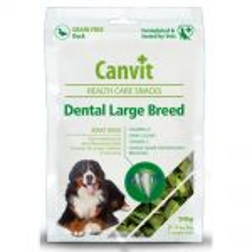 Canvit snacks Dental LB 250g Duck