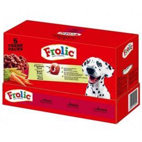 Frolic 7,5kg hovězí/1ks krabice