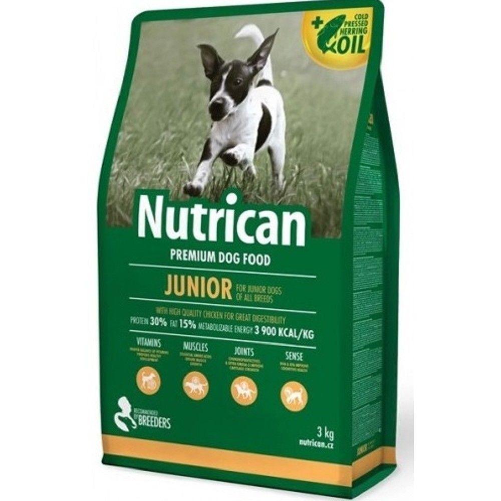 Nutrican 3kg Junior