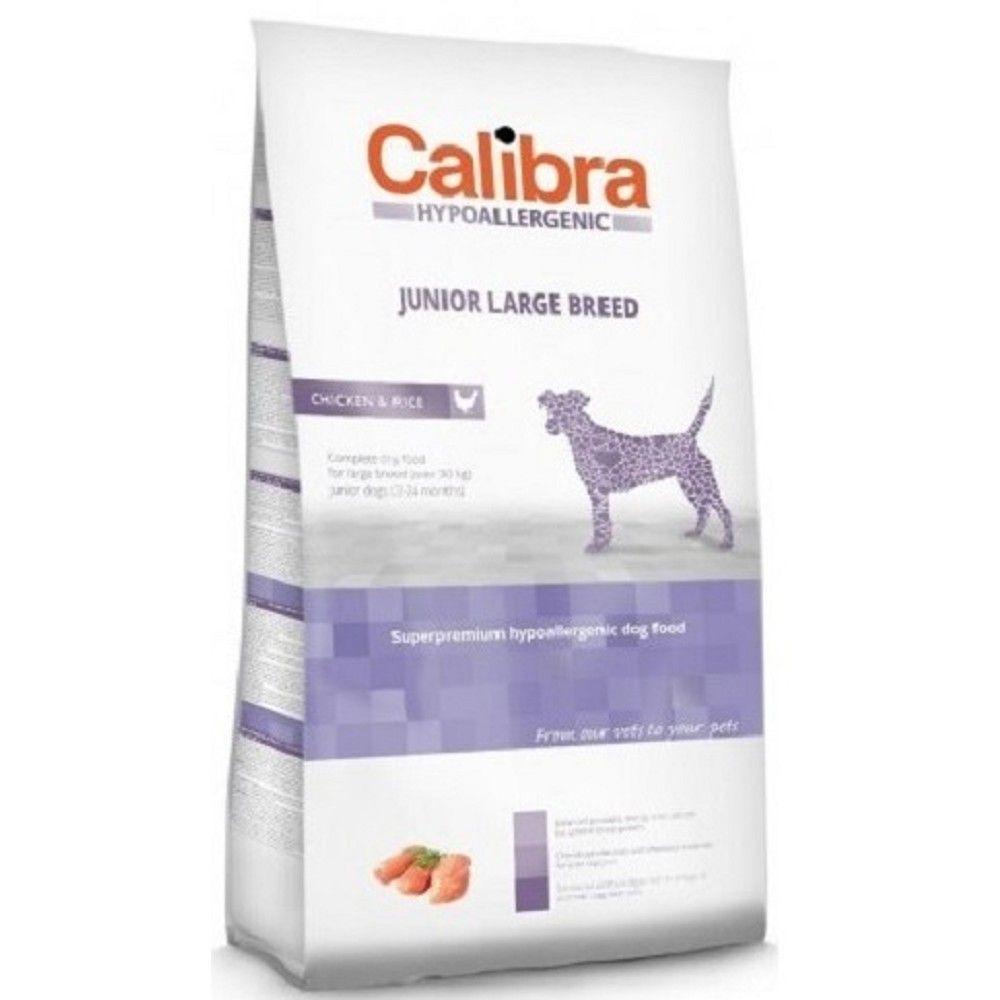 Calibra 14kg+3kg Junior LB hypoal.chicken