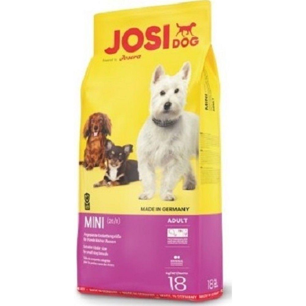 JosiDog 18kg Mini + 2x900g Josera