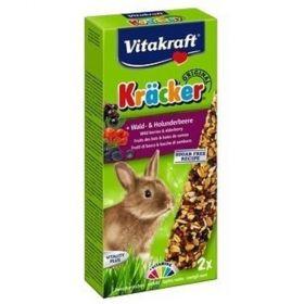 Kräcker tyč. králík lesní plody+bezinky 2ks/bal.
