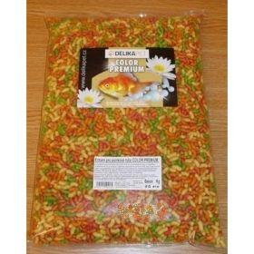 Krmivo-jezír.ryby color premium 5kg