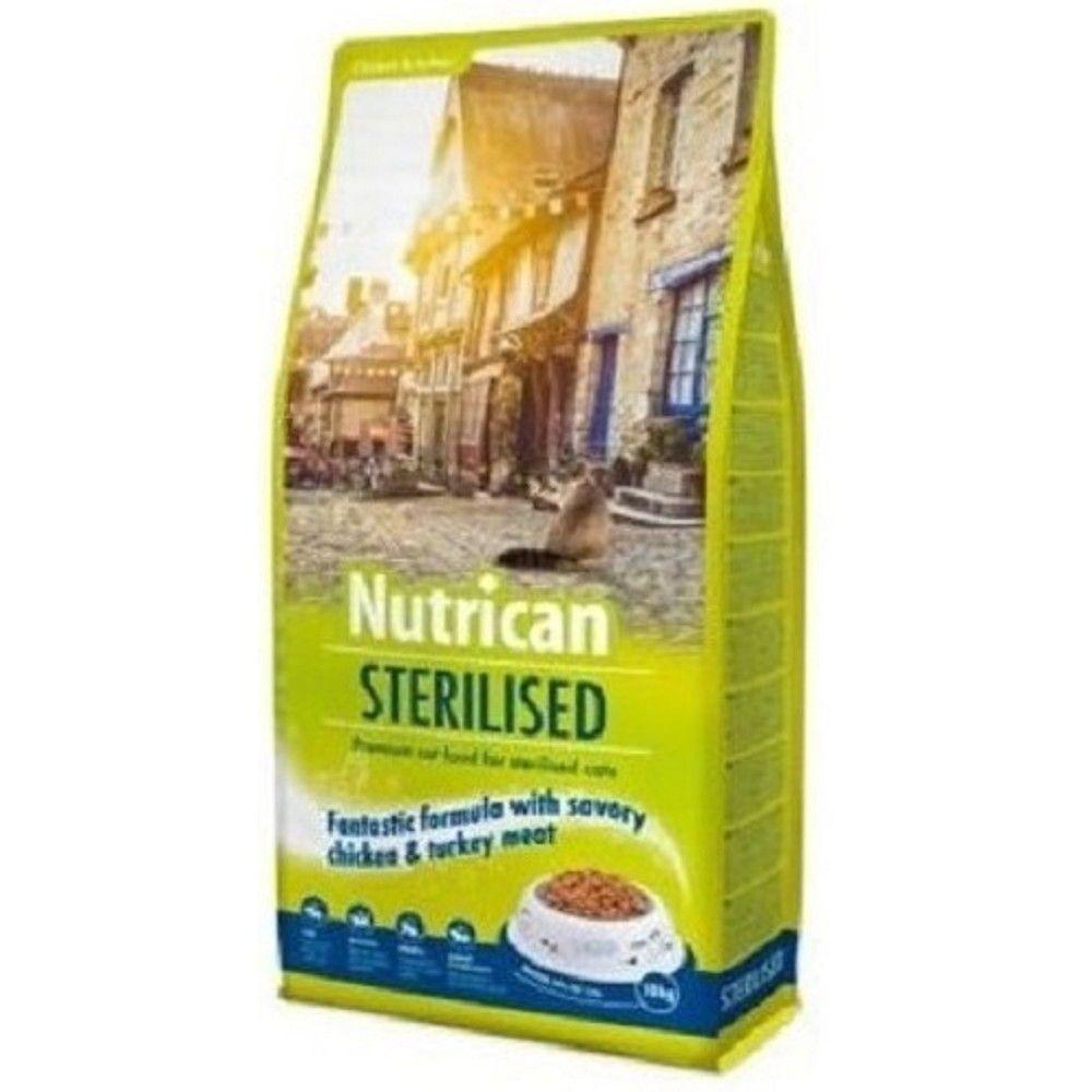 Nutrican 10+2kg Sterilised