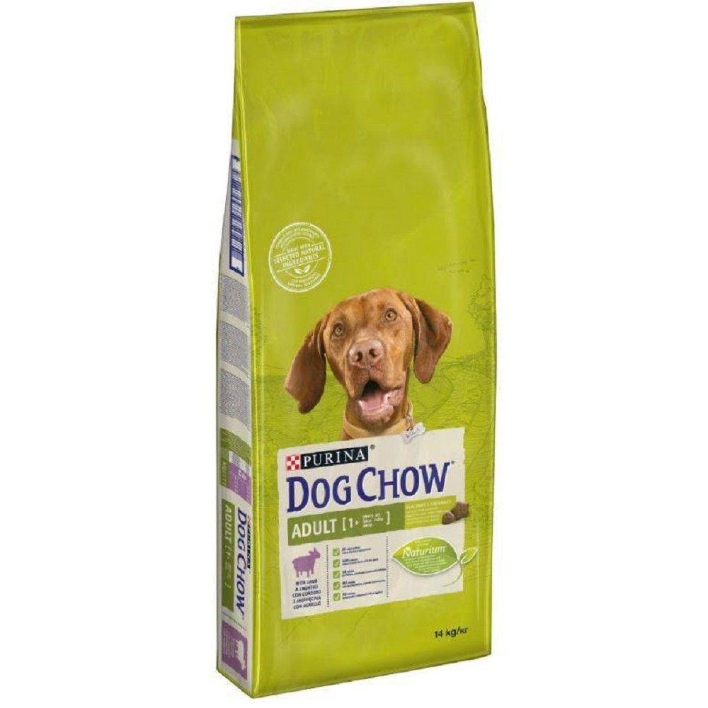 Purina Dog Chow 11+3kg Adult jehně