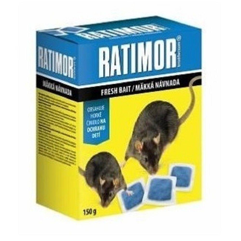 Ratimor měkká nástraha 150g (krabička) Ostatní