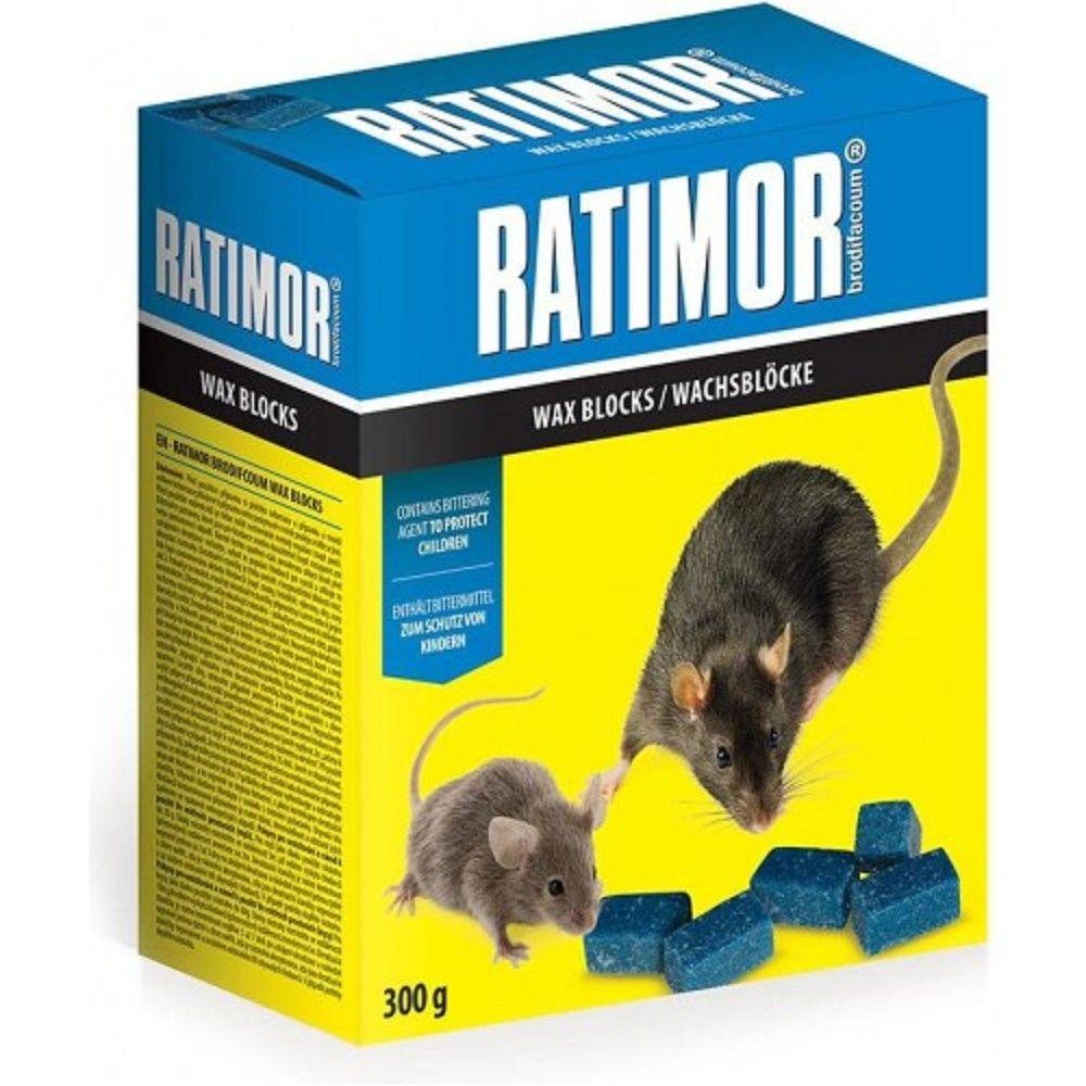 Ratimor parafinové bloky 300g krab. Ostatní