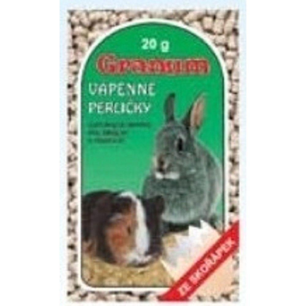 Váp.perle 20g ze skořápek králík+morče Ostatní