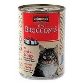 Animonda 400g Brocconis hovězí+drůbeží