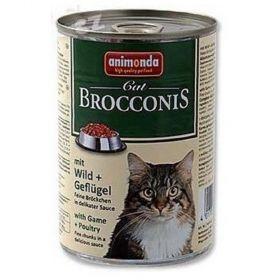 Animonda 400g Brocconis zvěřina+drůbež