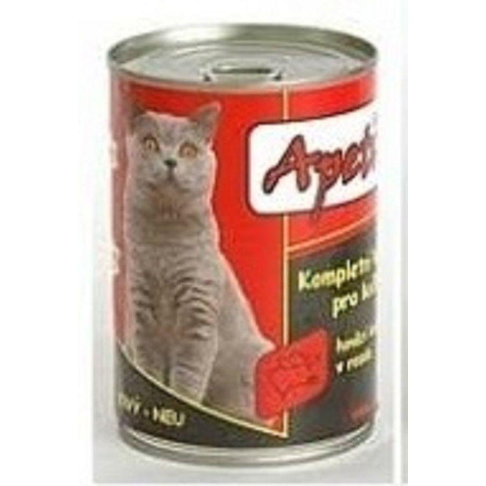 Apetit 410g hovězí cat 1ks