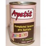 Apetit 410g junior cat 1ks