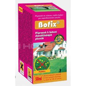 Bofix- 50ml proti plevelu v trávnících