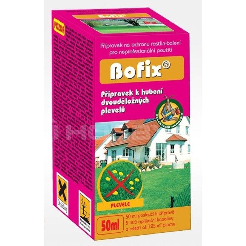 Bofix- 50ml proti plevelu v trávnících Ostatní