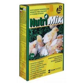 Nutri Mix 1kg drůbež + 10% zdarma
