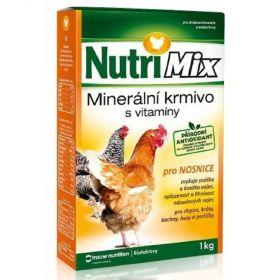 Nutri Mix 1kg nosnice+10% zdarma  /10ks