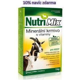 Nutri Mix 1kg pro kozy + 10% zdarma