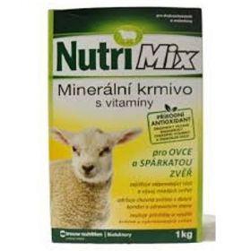 Nutri Mix 1kg pro ovce a spárkatou zvěř + 10% zdarma