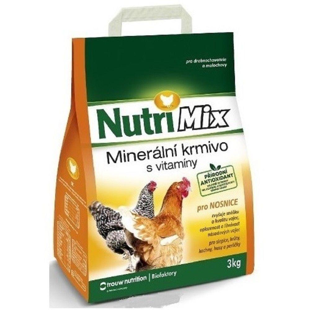 Nutri Mix 3kg nosnice Ostatní