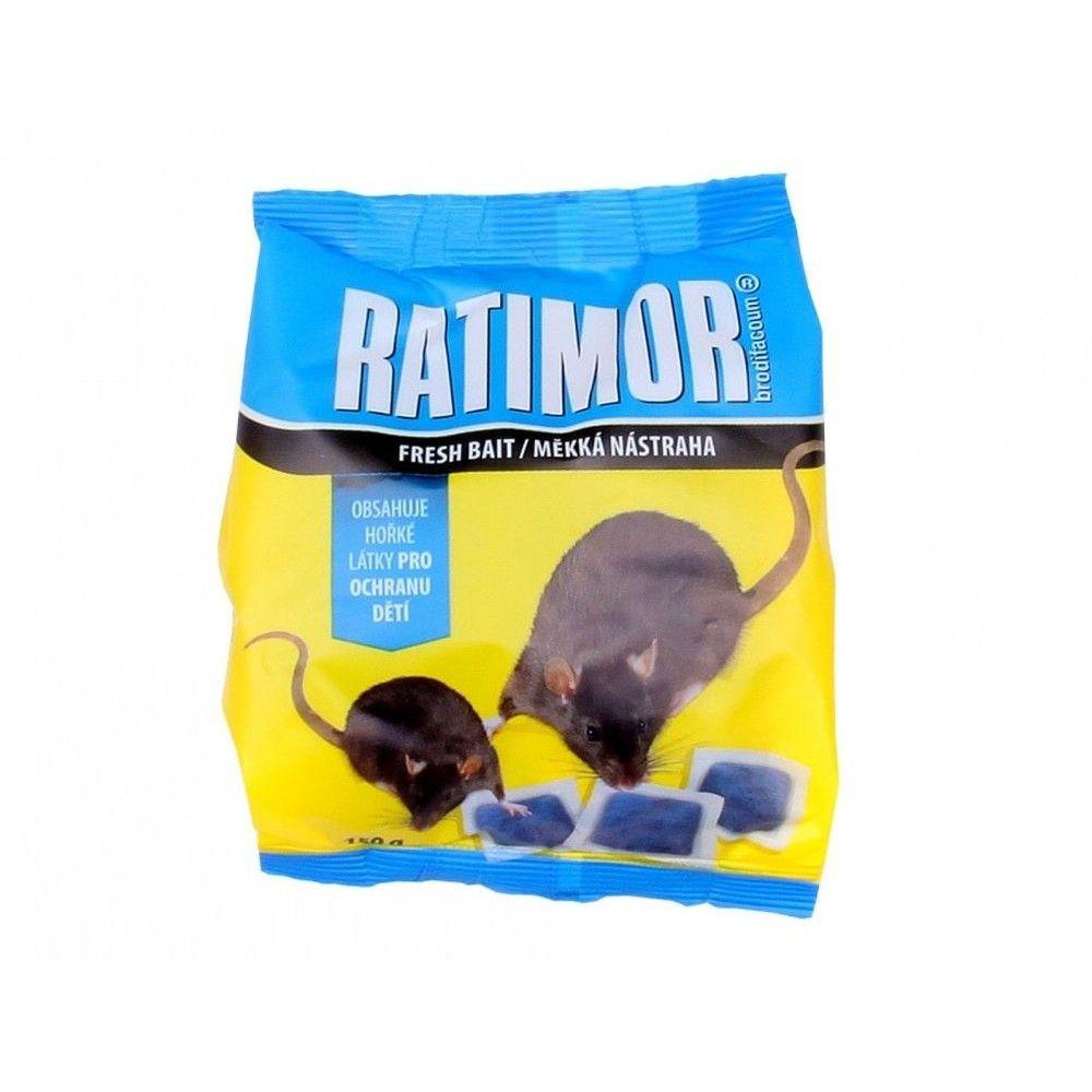 Ratimor měkká návnada 150g (sáček) Ostatní
