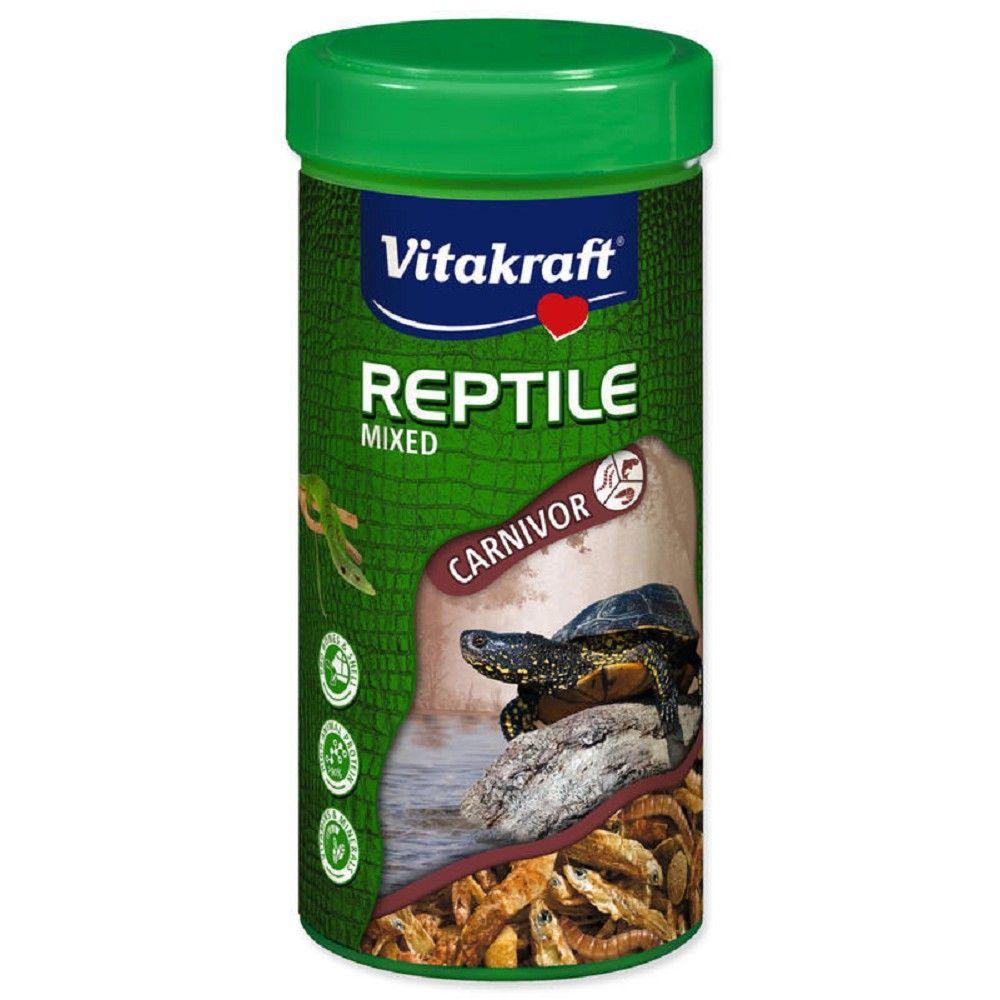 Vita reptile mixed 250ml Carnivore-pro masožravé želvy Vitakraft