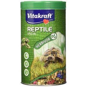 Vita reptile pellets 250ml speciál Herbivore-býložravci