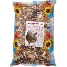 Apetit papoušek s paprič.800g/6ks