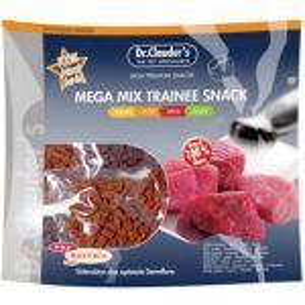 Dr.Cl.Dog  500g Trainee Snakcs Mega mix