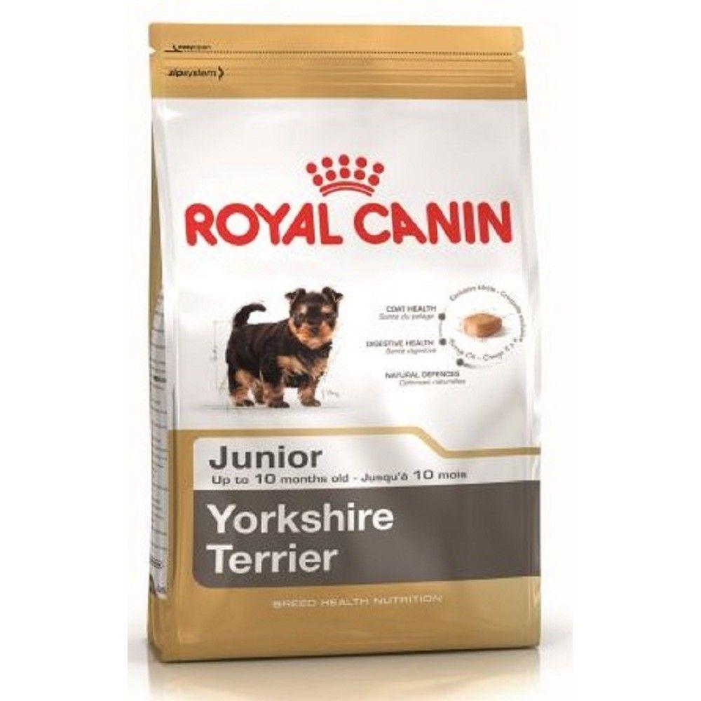 Royal Canin 500g mini Junior yorkshire dog