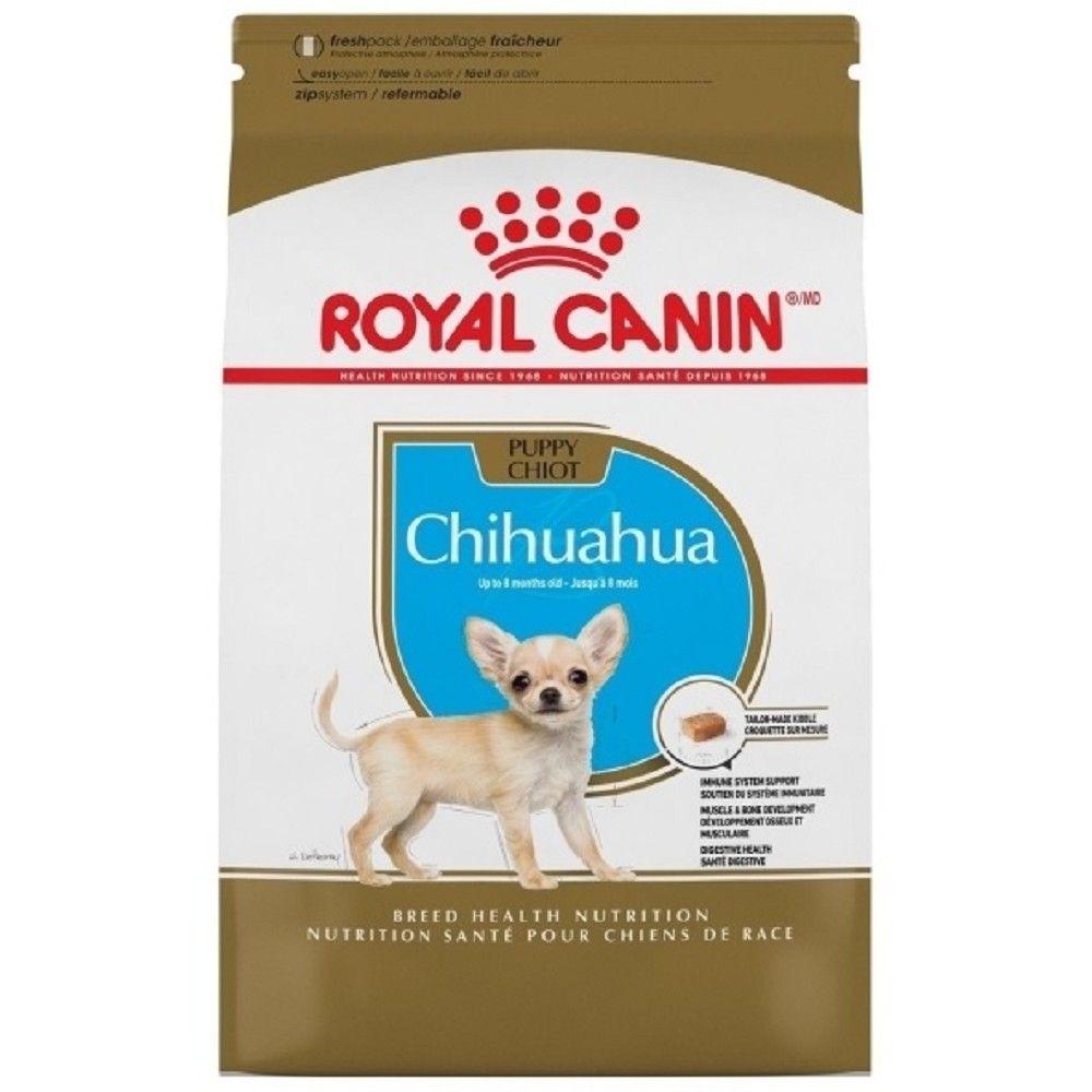 Royal Canin 1,5kg mini Junior čivava dog